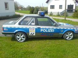 Polizei Drifter